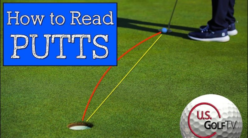 This Simple Trick Will Help You Read Putting Greens
