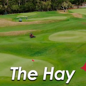 WELCOME TO THE HAY! NEW TIGER WOODS DESIGN AT PEBBLE BEACH